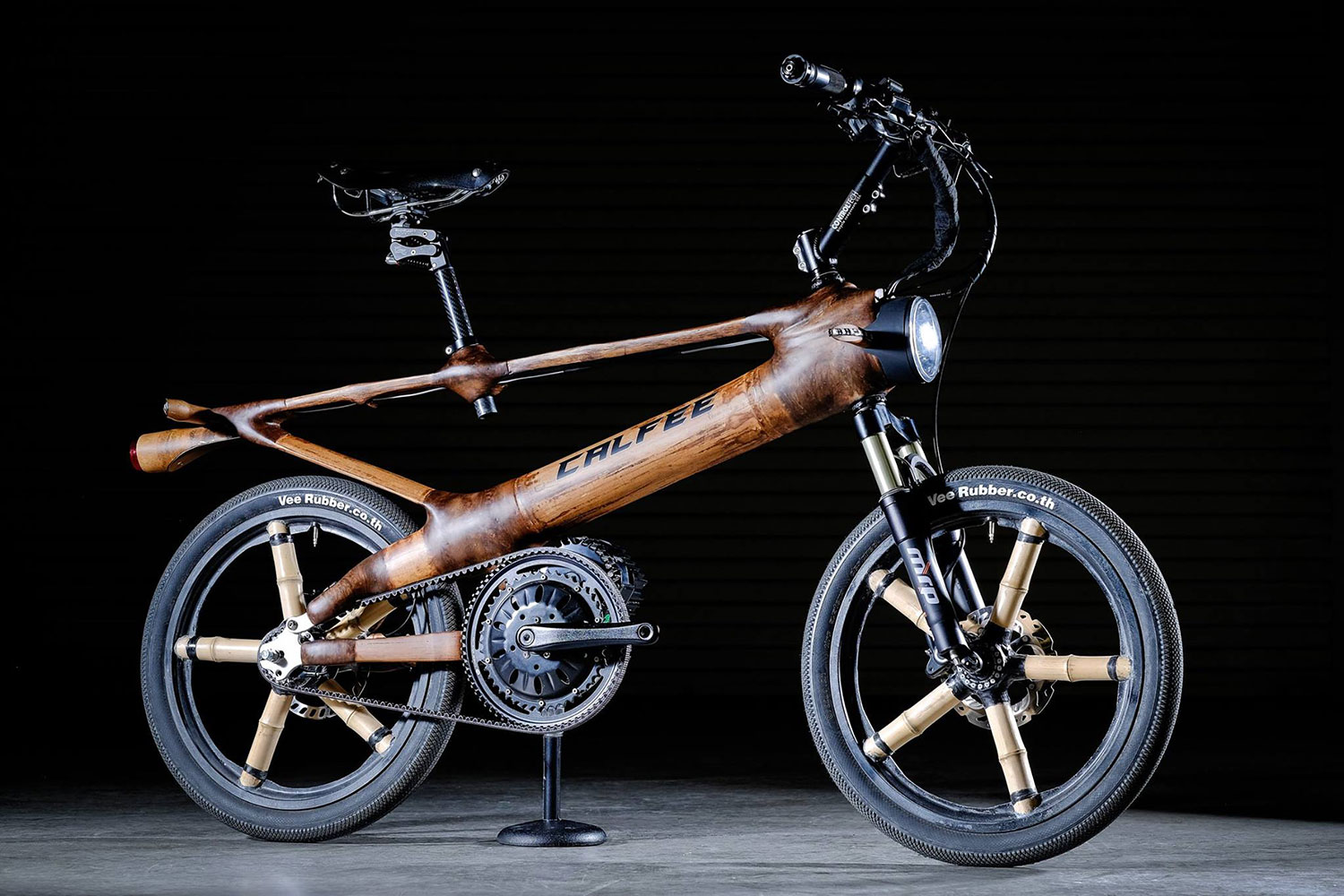 Calfee Beam Bike