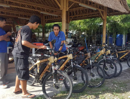 EWABI & Bali Eco Tours launch partnership